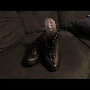 Michael Kors Clog Heels size 11